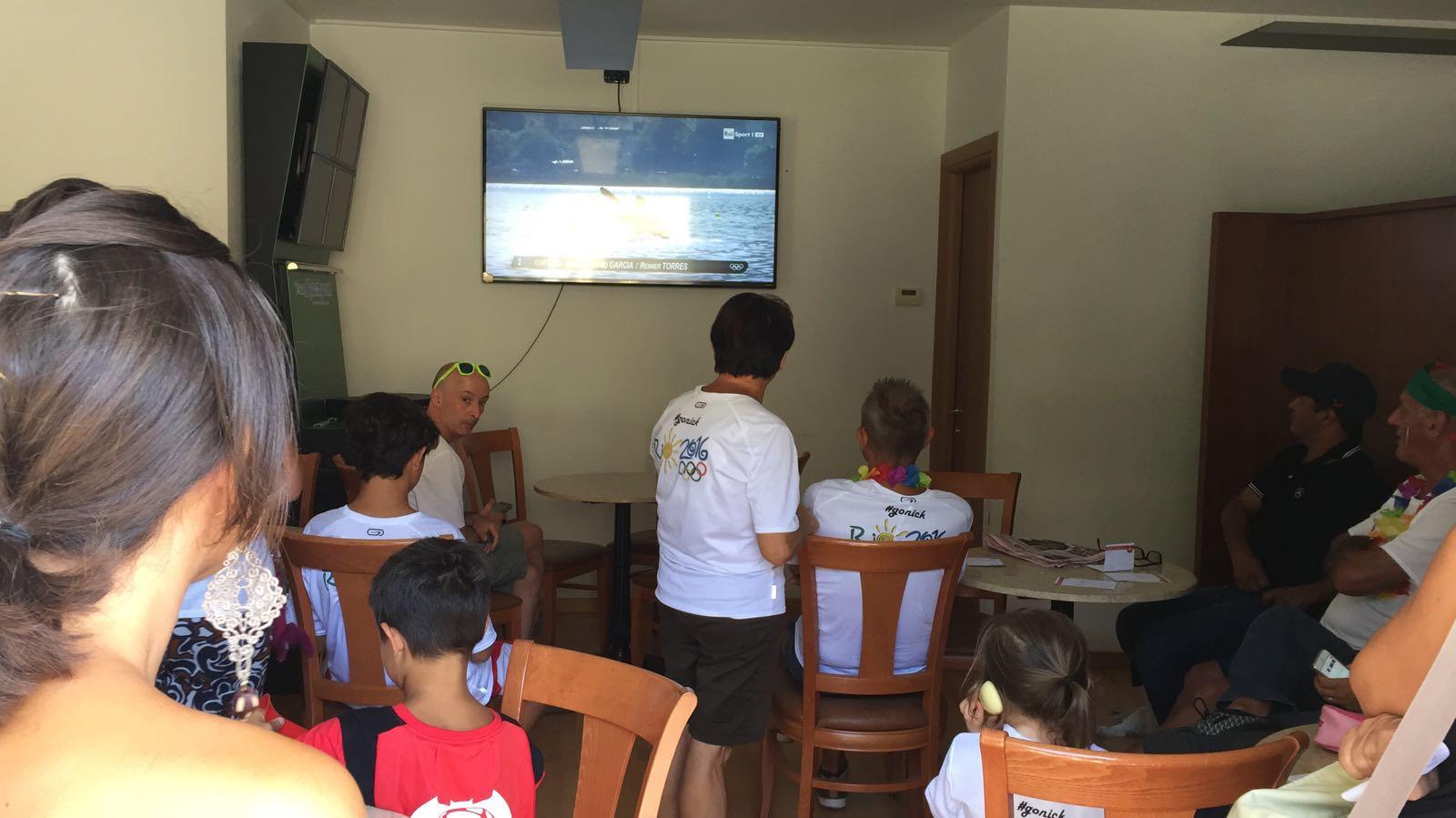 Rio2016: Canoa. Dressino e Ripamonti volano in finale nel K2 1000m