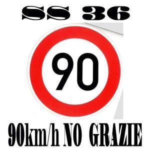 SS36 90 ALL ORA NO GRAZIE