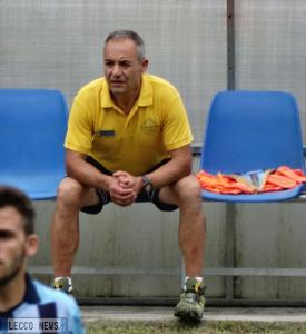 SELVA ANTONIO ALLENATORE calcio cortenova-lecco 07