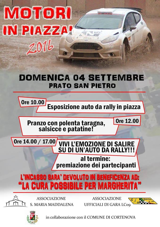 gara rally sanpietro