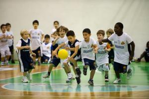 Foto di Paolo Genovesi. 23.12.2011 Ravenna Settore giovanile dell' acmar basket
