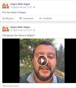salvini sagra FB