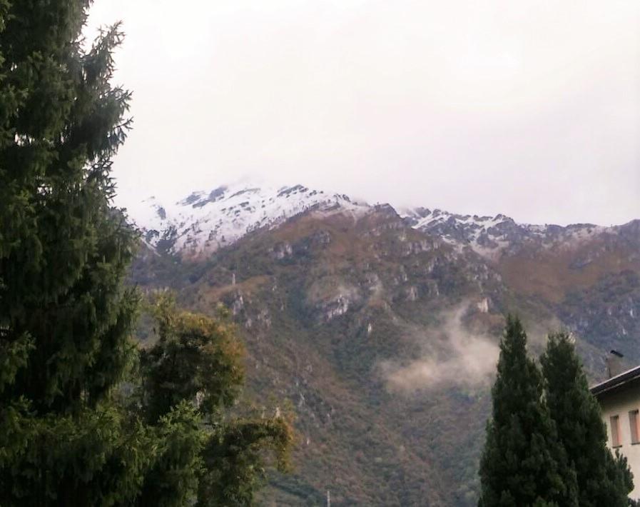 Monte Due Mani visto da Ballabio