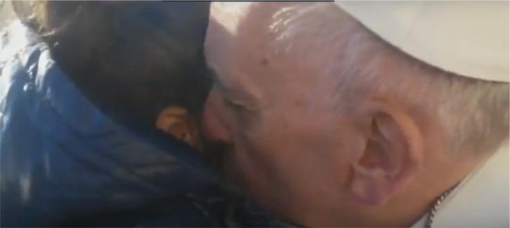 margherita-dal-papa-tre-bacio