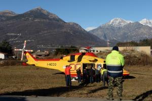 elicottero cnsas protezione civile legnone 2