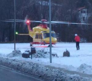 incidente maggio elicottero cnsas