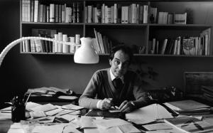 02/01/1981. Italo Calvino, Italian writer.