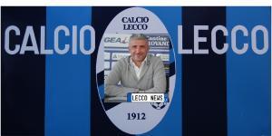 CALCIO LECCO BERTOLINI E LOGO