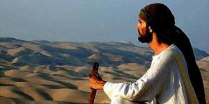 gesù nel deserto tentato