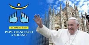 papa monza 25 marzo
