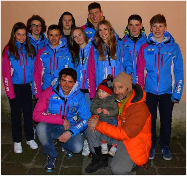 valsassina ski team - allievi ragazzi