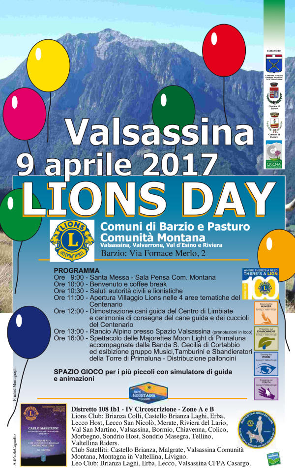LIONS DAY 17 OK locand