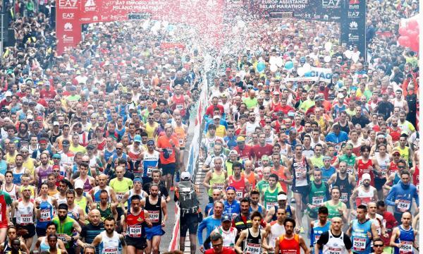 Maratona - Milano Marathon 2017
