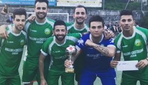 Futsal taceno Vallini-Castagna