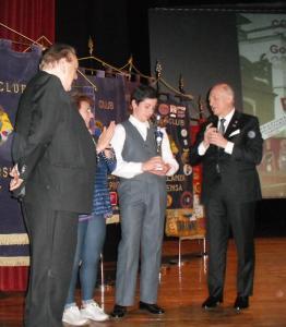 LIONS Premiazione Costante Uberti