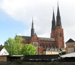 uppsala svezia cattedrale