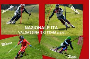 SCI ERBA NAZIONALE COLLAGE SKI TEAM - Copia