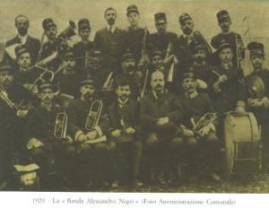 banda barzio 1920
