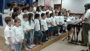 festa finale primaria Casargo