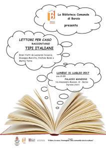 2017.07.31 biblioteca barzio tipi italiani