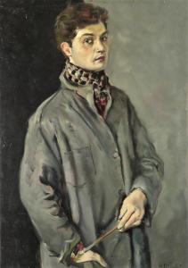 .Autoritratto Giancarlo Vitali