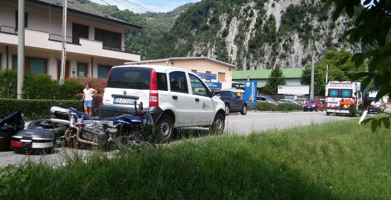 Incidente sui piani di pasturo quattro feriti grave ma for Piani a quattro piani