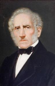 Ritratto di Alessandro Manzoni (Giuseppe Molteni)