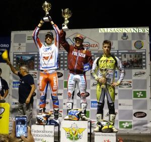 trial barzio 2017 podio