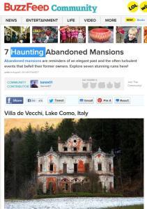 villa de vecchi buzzfeed