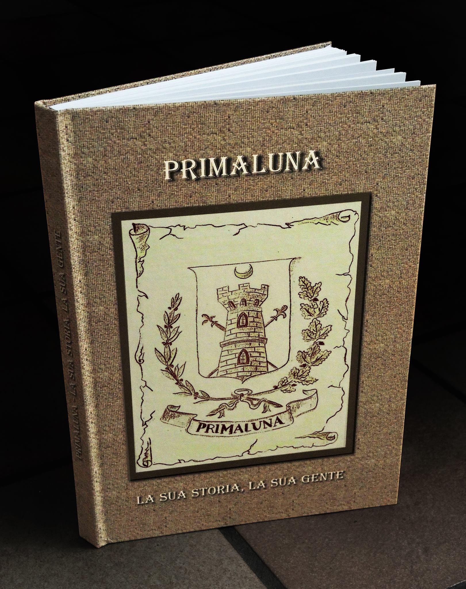 LIBRO PRIMALUNA 1P