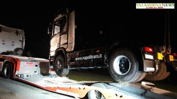 RECUPERO TIR PASTURO camion