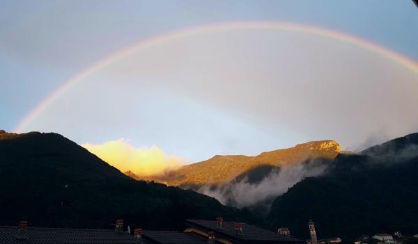 arcobaleno meraviglioso da introbio