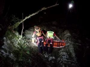cnsas soccorso alpino notte val taleggio (6)