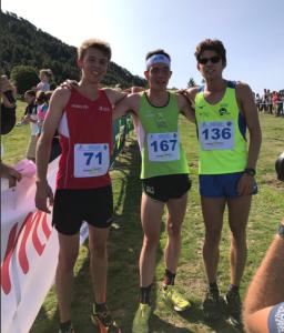 corsa in montagna italiani betulle juniores 1