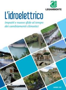idroelettrico 2017 legambiente