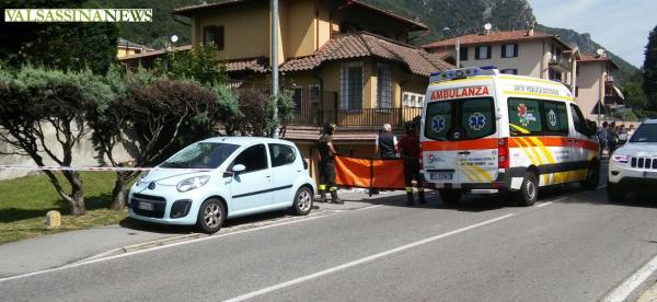 incidente ballabio ambulanza 2
