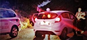 auto incidente Portone
