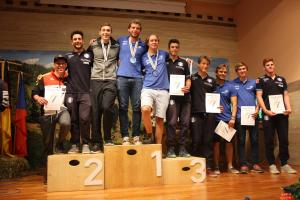 mondiali juniores sci d'erba