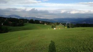 sci d'erba tambre pista