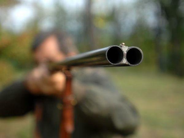caccia fucile doppietta