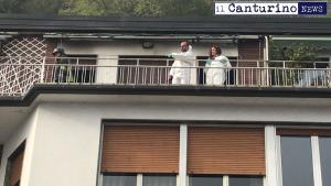 incendio appartamento via san fermo Como (3)