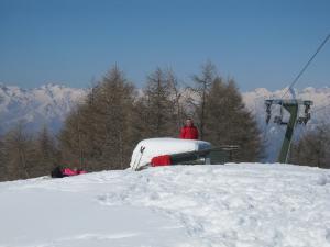 Cimone di Margno neve