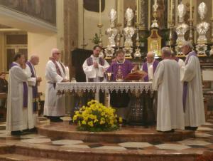 Messa suffragio sacerdoti Valsassina (1)