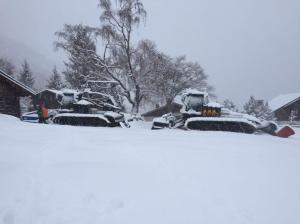 Neve Pian delle Betulle - 27 dicembre