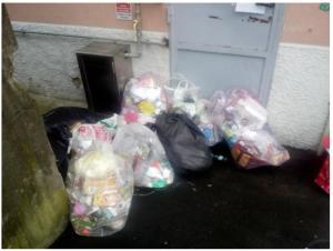 rifiuti sacchi differenziata sbagliati Primaluna