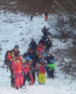 soccorso alpino cnsas bobbio bambini (6)