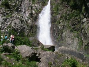 cascata troggia