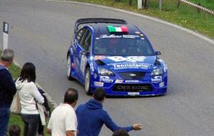 RALLY IN VALLE