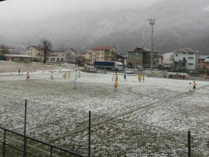cortenova calcio grosio neve