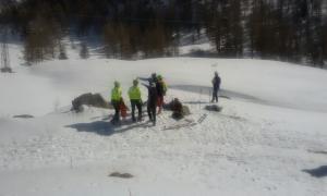elisoccorso biandino neve